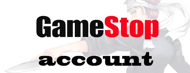 GameStop 20-25$ account